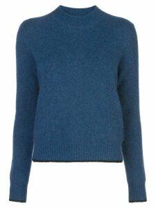 Vince crew-neck sweater - Blue