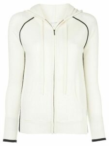 Chinti and Parker hooded sweater - White