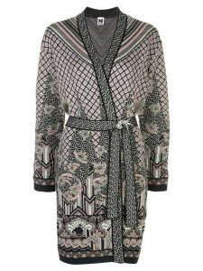 M Missoni kimono style cardigan - Black