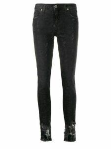John Richmond KATE studded denim jeans - Black