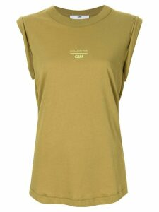 CAMILLA AND MARC Agnes tank top - Brown