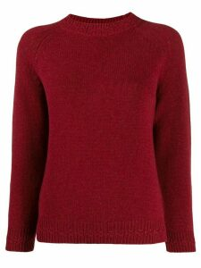 A.P.C. relaxed fit jumper - Red