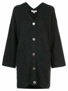 Opening Ceremony cashmere oversized cardigan - Grey
