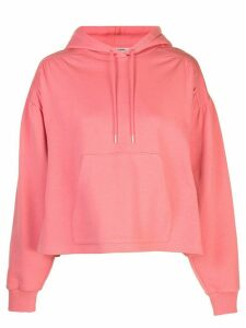 Opening Ceremony cropped hoodie - PINK