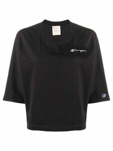 Champion loose fit cropped T-shirt - Black