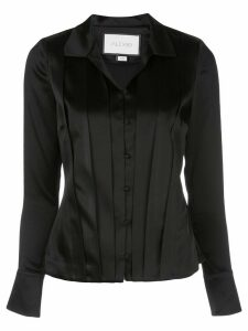 Alexis Ottile silk shirt - Black