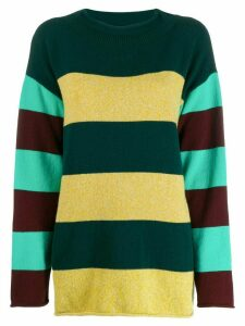 Paul Smith striped sweater - Green