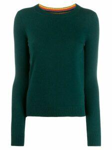 Paul Smith crew neck sweater - Green