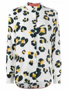 Paul Smith leopard spot shirt - White