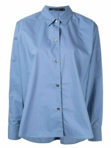 Sofie D'hoore Brat point-collar shirt - Blue