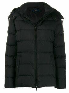 Polo Ralph Lauren hooded padded jacket - Black