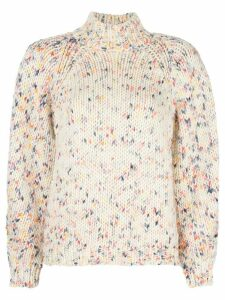 Ulla Johnson chunky-knit jumper - White
