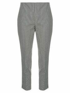 Polo Ralph Lauren houndstooth cropped trousers - Grey