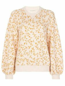 Ulla Johnson Ebba pullover sweater - PINK