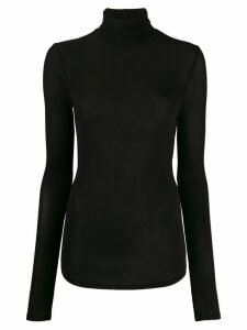 Isabel Marant Joyela turtle neck top - Black