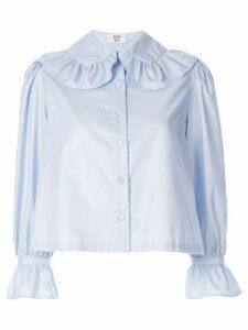 Maryam Nassir Zadeh Cherub blouse - Blue