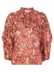 Ulla Johnson Rana blouse - PINK