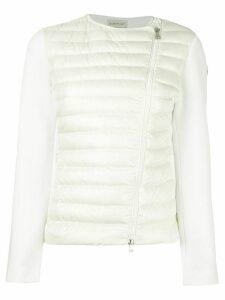 Moncler Maglia cardigan - White