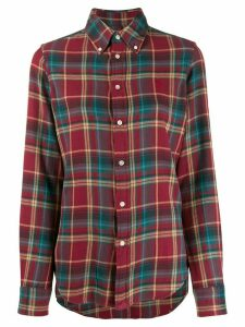 Polo Ralph Lauren plaid shirt - Red