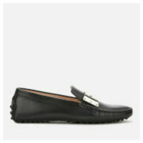 Tod's Women's New Gommini Driving Shoes - Nero