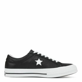 Unisex Leather One Star Low Top