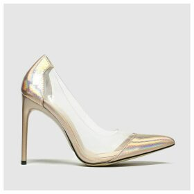 Public Desire Bronze Potion High Heels