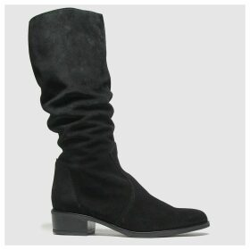 Schuh Black Mysterious Boots