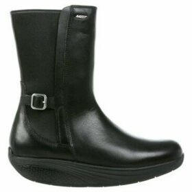 Mbt  KILIFI CAÑA BOOTS  women's Low Boots in Black