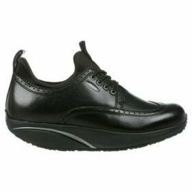 Mbt  PATE W SHOES  women's Shoes (Trainers) in Black