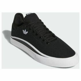 adidas  ZAPATILLA SABALO  women's Shoes (Trainers) in Black