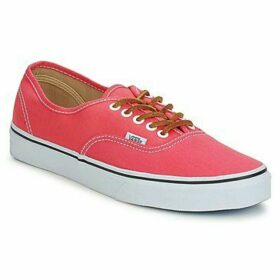 Vans  AUTHENTIC  women's Shoes (Trainers) in Pink