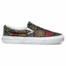 Vans  Classic Slip ON  women's Shoes (Trainers) in multicolour