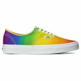Vans  Dallas Clayton Authentic  women's Shoes (Trainers) in multicolour