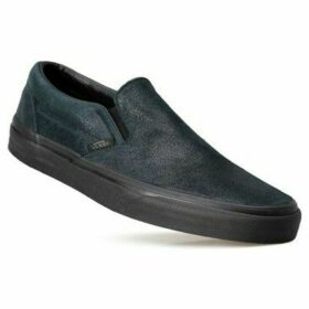 Vans  Classic Slipon  women's Shoes (Trainers) in Black