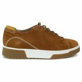 Geox  Kapha  women's Shoes (Trainers) in Brown