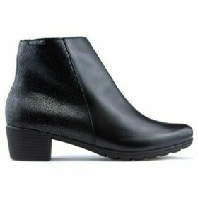 Mephisto  ILSA  BOOTS  women's Low Ankle Boots in Black