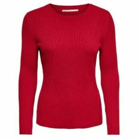 Only  JERSEY PARA MUJER  women's Sweater in Red
