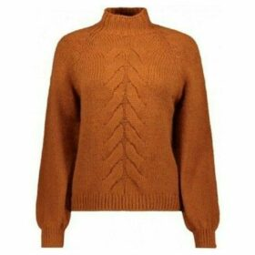 Only  JERSEY PARA MUJER  women's Sweater in Brown