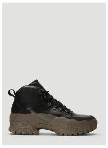 1017 Alyx 9SM x Stussy X Stussy Hiking Boots in Black size EU - 40