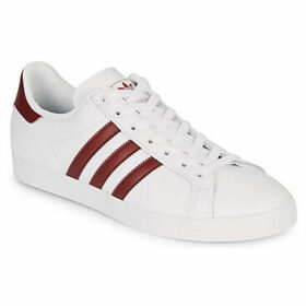 adidas  COAST STAR  women's Shoes (Trainers) in White