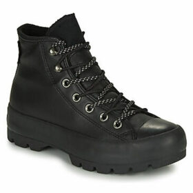 Converse  CHUCK TAYLOR ALL STAR LUGGED WINTER BOOT HI  women's Shoes (High-top Trainers) in Black