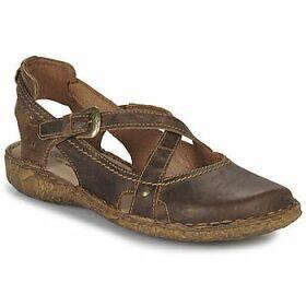 Josef Seibel  ROSALIE 13  women's Sandals in Brown