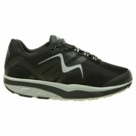 Mbt  LEASHA 17 8857 SHOES  women's Shoes (Trainers) in Black