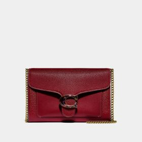 Coach Tabby Chain Clutch