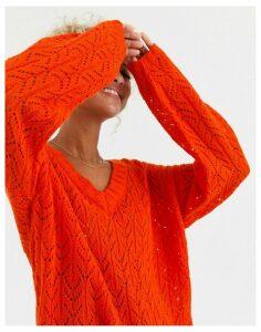 Blend She Frances textured knit jumper
