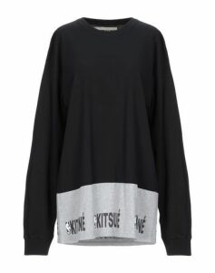 KITSUNÉ TOPWEAR Sweatshirts Women on YOOX.COM