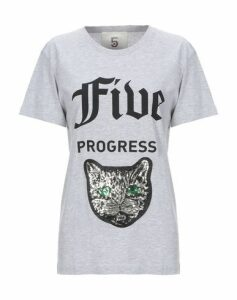 5 PROGRESS TOPWEAR T-shirts Women on YOOX.COM