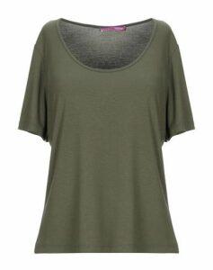 MILA SCHÖN CONCEPT TOPWEAR T-shirts Women on YOOX.COM