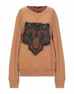 ROBERTO CAVALLI TOPWEAR Sweatshirts Women on YOOX.COM