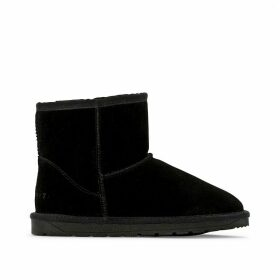 Luna Bootie Fur Lined Boots